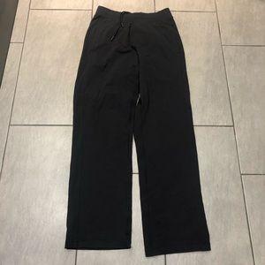 Lululemon Men's Yoga Sweatpants Black Pockets